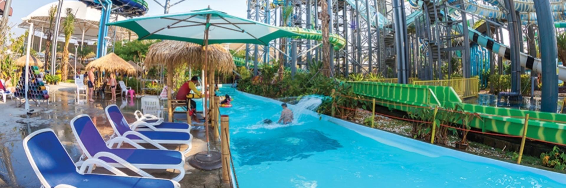 สนุกคลายร้อน เที่ยวสวนน้ำกับ 5 สวนน้ำห้ามพลาดของไทย