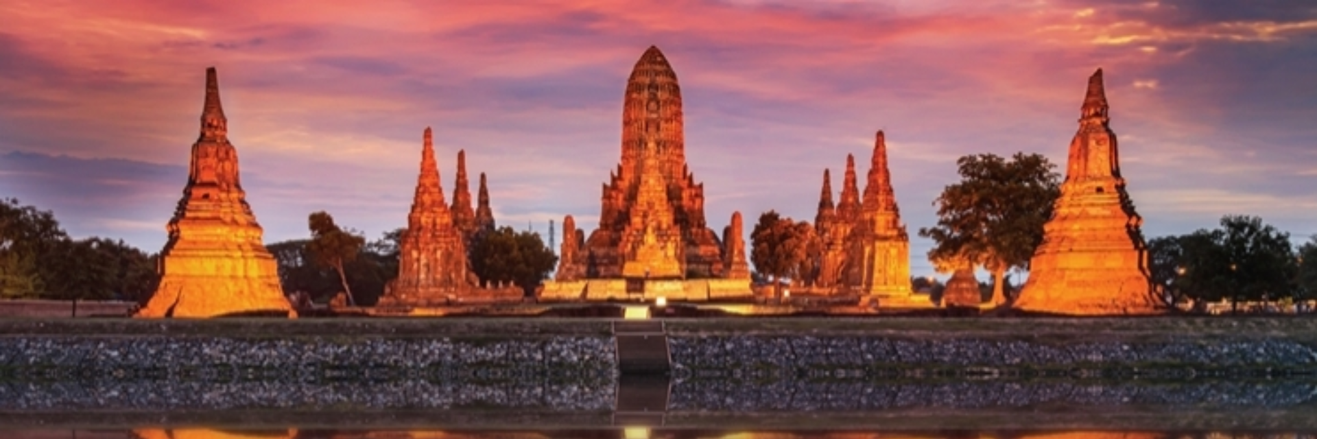 NINE TEMPLES IN AYUTTHAYA : EXOTIC PILGRIMAGE IN THE HISTORICAL CITY