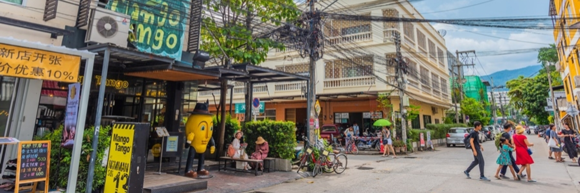 STYLISH CHIANG MAI ON NIMMAN