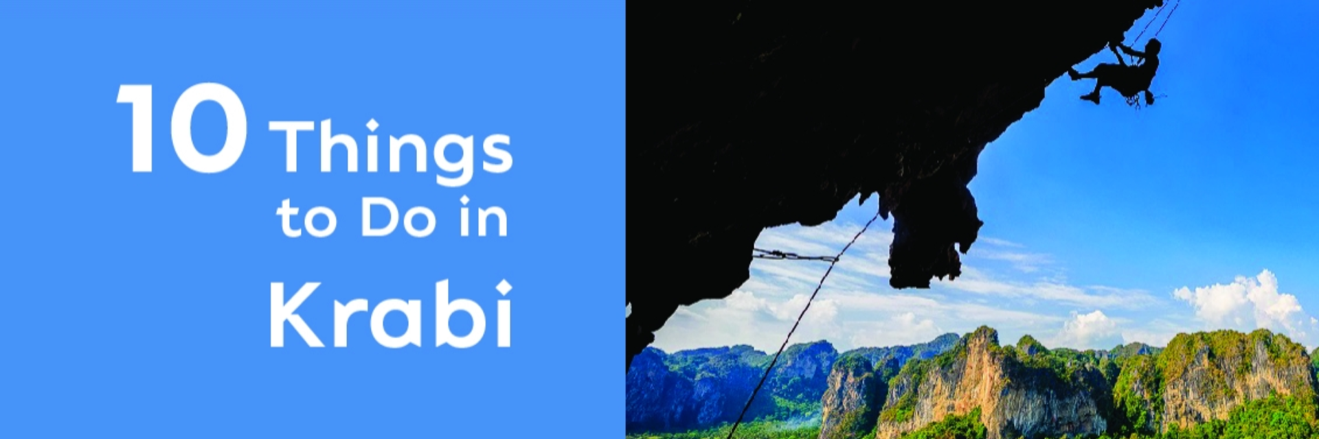 10 THINGS TO DO IN KRABI