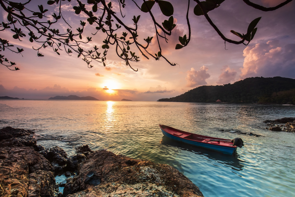 Thailand's eastern coasts are blessed with marvellous islands