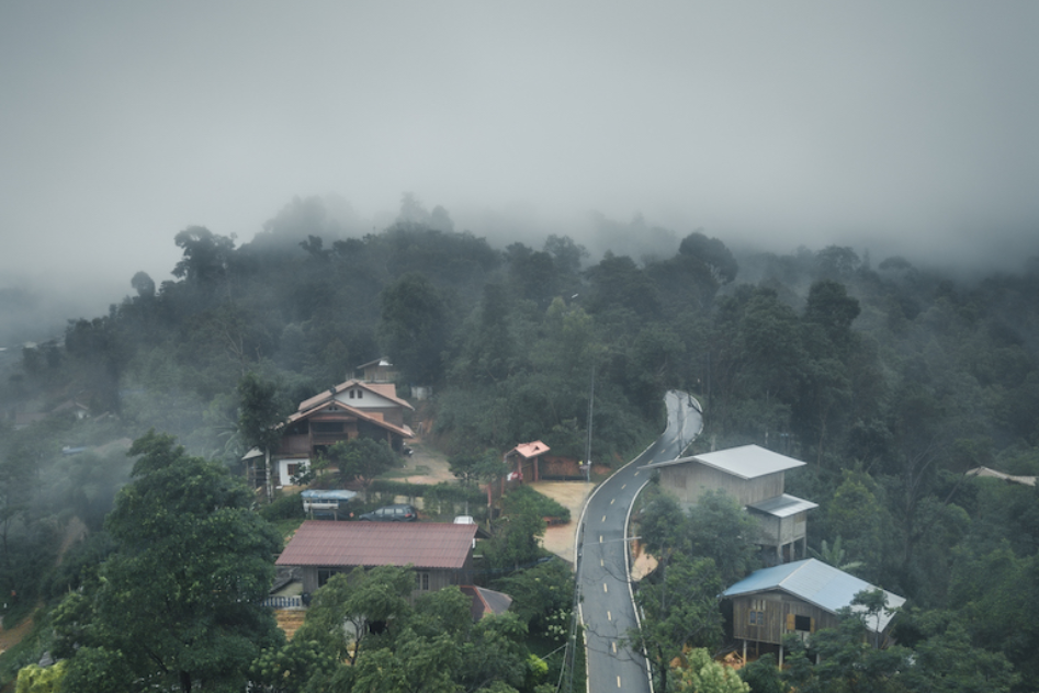 4-day and 3-night road trip to conquer Nan's mountain ranges