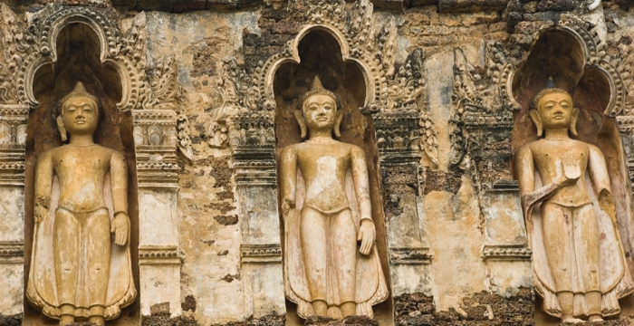 TINY LAMPHUN AND ITS BIG HISTORY