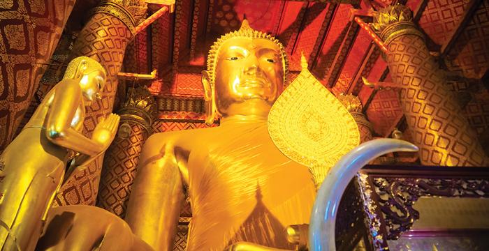 วันเดย์ทริปเสริมบุญ พาทัวร์ไหว้พระ 9 วัดดัง ที่อยุธยา