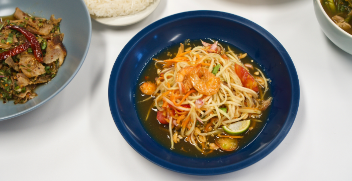 เมนูอาหารอีสาน ของกินแสนอร่อยนับล้าน ณ ดินแดนอีสานประเทศไทย