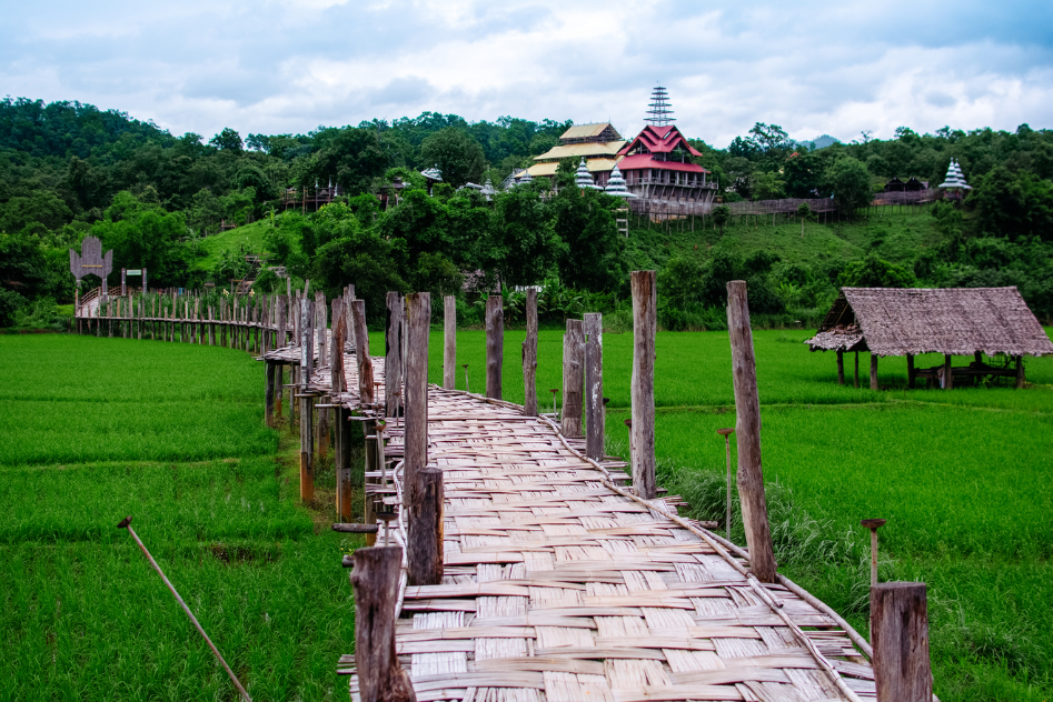 4 Natural Tourist Attractions in Mae Hong Son