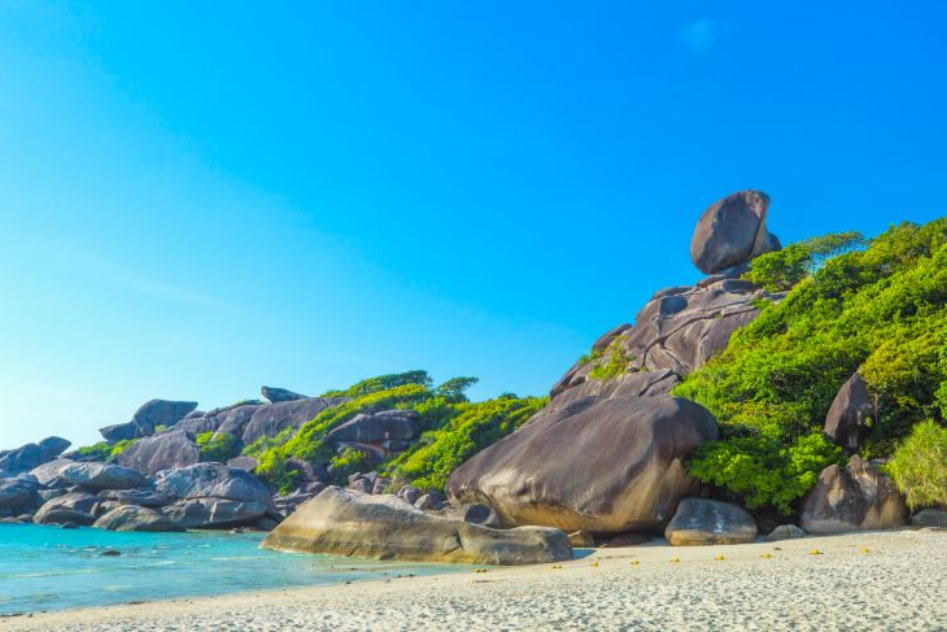 """Similan"" the most remarkable marine national park: A paradise for divers around the world"