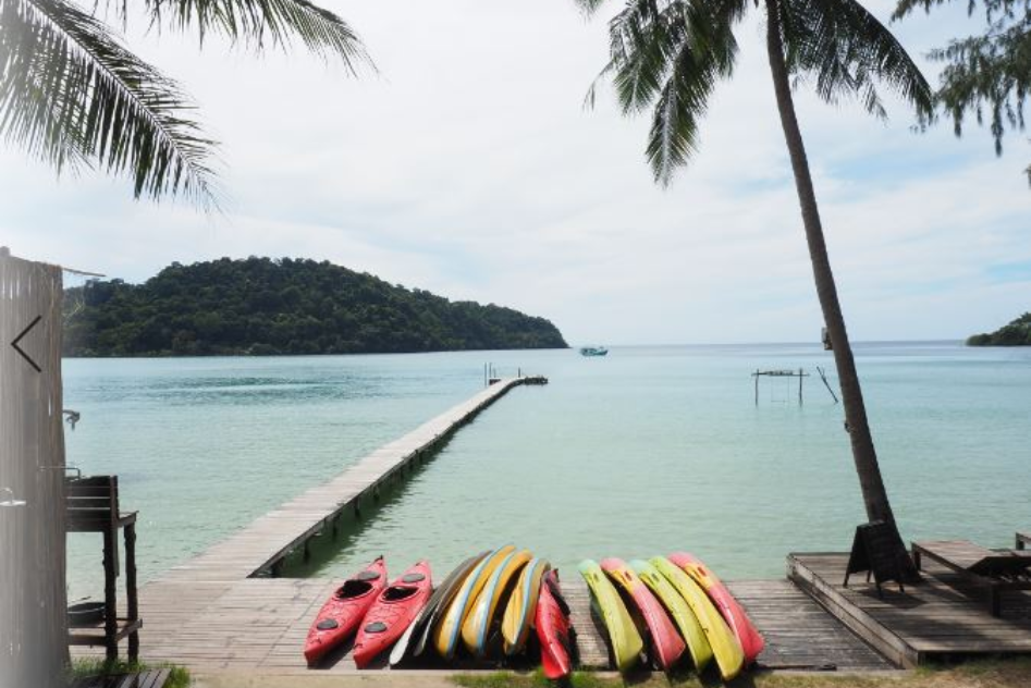 Enjoy Koh Kood: the Paradise island near Bangkok!