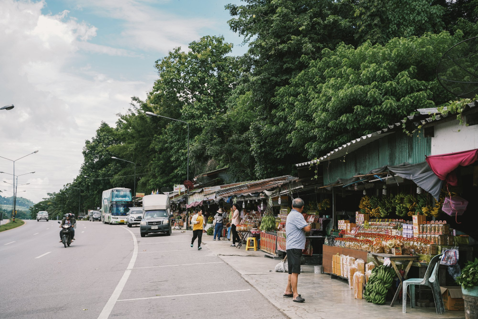 Shopping at Chumphon: Bring back tasty local products as your perfect souvenirs
