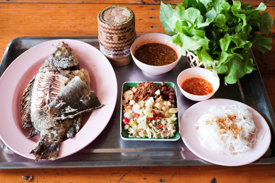 Good food, not to be missed by 2 famous restaurants in Surin