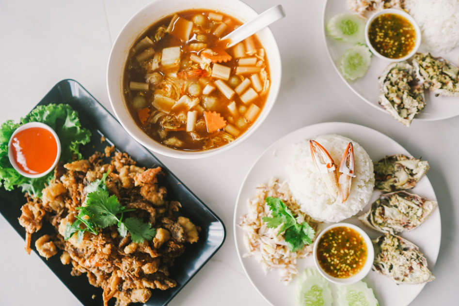 Fulfill your appetite with delicious local meals from the best 6 restaurants of Chanthaburi