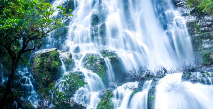 ขุนเขา น้ำตก ทะเลหมอกเมืองระนอง (อ.ส.ท. เมษายน 2562)